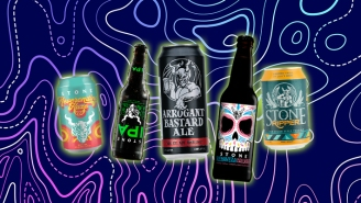 Blind Taste Test — Ranking Five Beers From Stone Brewing