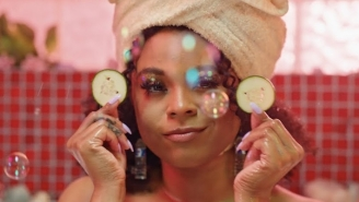 Tayla Parx Gets Over An Ex With Bubble Baths And Baked Goods In Her 'Sad' Video