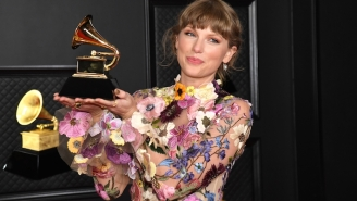 Beyonce Congratulates Taylor Swift On Her 2021 Grammys Success With Flowers