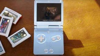 The New Best Way To Watch Christopher Nolan's 'Tenet' Is On A Game Boy Advance