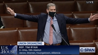 Democratic Rep. Tim Ryan Absolutely Torched His GOP Colleagues, Begging Them To 'Stop Talking About Dr. Seuss' And Help Struggling Americans
