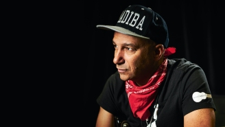 Tom Morello Clarifies That He's 'Not White' After Critics Accuse Him Of White Privilege