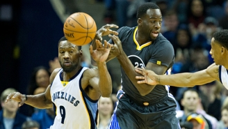 Draymond Green And Tony Allen Went At It On Twitter Over Who's The Better Defender