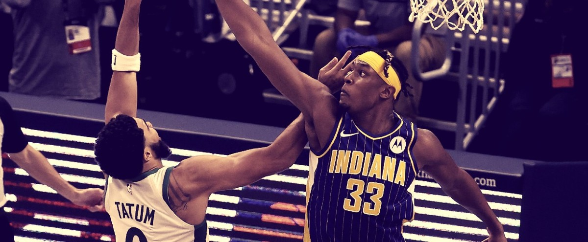 Myles Turner Discusses The Art Of Blocking Shots