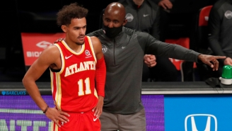 Lloyd Pierce Reportedly 'Hated' Trae Young Hunting For Fouls