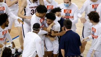 Virginia Escaped Syracuse With A Buzzer-Beating Three From Reece Beekman