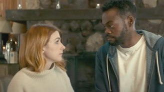 Aya Cash And William Jackson Harper Lie About Still Being Together In The 'We Broke Up' Trailer