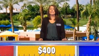 Pat Sajak Made A Very Suggestive Remark To A Contestant On 'Wheel Of Fortune'