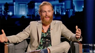 New Captain America Actor Wyatt Russell Admits That He, Like His Character, Was Rather Unprepared For His Role