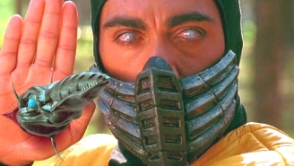 The 1995 'Mortal Kombat' Might Be The Most Xtreme '90s Movies Ever