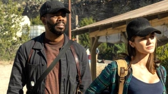 'Fear The Walking Dead' Does Agatha Christie, And Does It Well