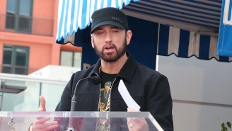Eminem Explains Why He Paid Over $500 For A Copy Of Nas' 'Illmatic'