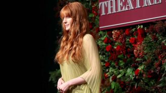 Florence Welch Is Writing Music For The Upcoming 'The Great Gatsby' Musical