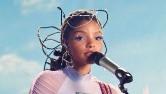 Halle Bailey's Etsy Jewelry Shop Completely Sold Out In Just A Few Minutes