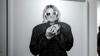 Over 100 Of The Last Known Kurt Cobain Photographs Are Being Sold As NFTs