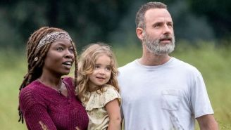 Andrew Lincoln Hints At A Return To 'The Walking Dead,' Plus More Movies