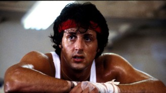 Sylvester Stallone's Original Script For 'Rocky' Was So Dark It Probably Wouldn't Have Been The Smash That Made Him A Star