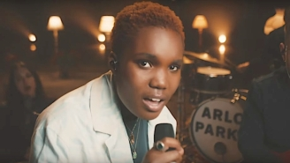 Arlo Parks Details The Importance Of 'Hope' In Her Soulful Performance On 'Corden'
