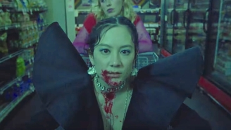 Japanese Breakfast Disturbs An Abandoned Grocery Store In The Eerie 'Posed In Bondage' Video