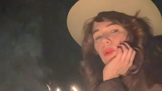 Jenny Lewis And Serengeti Address The Deception Of Social Media In Their 'GLTR' Video