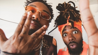 Earthgang Are Trying To Fund A Community Garden At An Atlanta Middle School