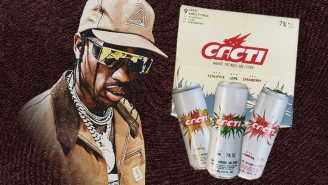 A Full Review Of CACTI, Travis Scott's Agave Spiked Seltzer