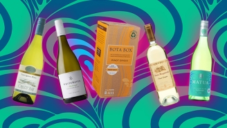 Drizly's Top-Selling White Wines, Ranked On Flavor Alone