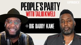 Talib Kweli & Big Daddy Kane Talk Bridge Wars, Rakim, ODB, Eminem, & Activism