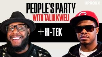 Talib Kweli & Hi-Tek Talk 'Reflection Eternal,' Black Star, J Dilla, & Snoop