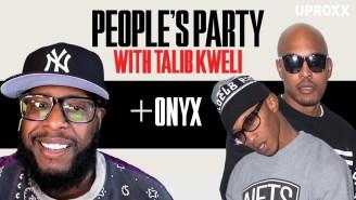 """Talib Kweli & Onyx Talk """"Bacdafucup,"""" Big DS, Jam Master Jay, X1, & Snowgoons"""