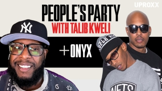Talib Kweli & Onyx Talk 'Bacdafucup' & More