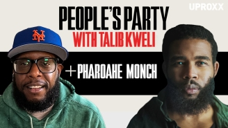 Talib Kweli & Pharoahe Monch Talk Organized Konfusion & More