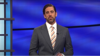 'Jeopardy!' Producer Mike Richards Says Aaron Rodgers Might Actually Be A Better Game Show Host Than Quarterback Someday