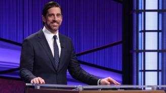 Aaron Rodgers Wants To Host 'Jeopardy!' Full-Time While Still Being An NFL Quarterback