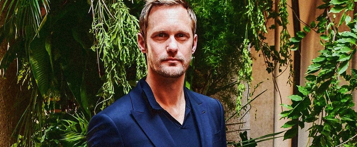 Alexander Skarsgard Knows You Don't Care About Him In 'Godzilla Vs Kong'