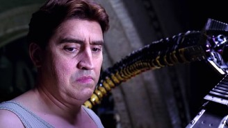 Alfred Molina Said His Tentacles 'Do All The Work' Reprising Doc Ock In 'Spider-Man: No Way Home'
