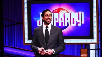 Aaron Rodgers Might Actually Be The Answer As Full-Time 'Jeopardy!' Host