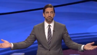 Aaron Rodgers Helped 'Jeopardy!' Recover From The Dr. Oz Ratings Dip
