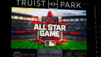 Major League Baseball Is Moving The 2021 All-Star Game In Protest Of Georgia's New Voting Restrictions