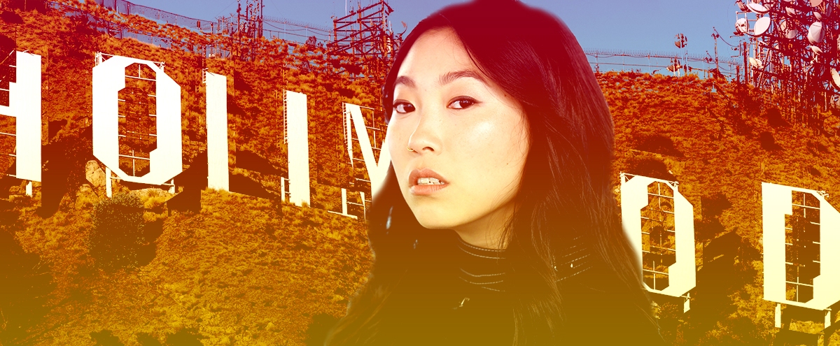 Awkwafina Might Be Hollywood's Most Unlikely Success Story