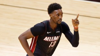 Bam Adebayo Beat The Nets At The Buzzer To Snap Miami's Three Game Losing Streak
