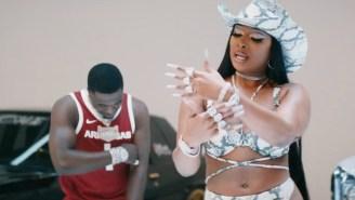 Bankroll Freddie And Megan Thee Stallion's Energetic 'Pop It' Video Is A Big Time Flex