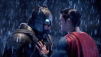 Zack Snyder Originally Had A Very Different Title For 'Batman V Superman: Dawn Of Justice'