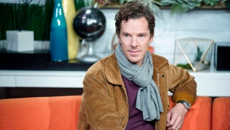 Benedict Cumberbatch Hopes Biden Will Shut Down Gitmo: 'I'm Going To Plead With The Guy'