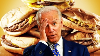 No, Joe Biden Isn't Really Trying To Steal Your Burgers — An Explainer