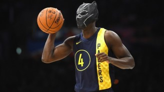 ESPN2 Is Airing A Marvel-Themed Warriors-Pelicans Broadcast, And NBA Fans Are Freaking Out