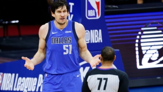 Boban Marjanovic Used A Justin Bieber Line To Respond To His Ejection Against The Warriors