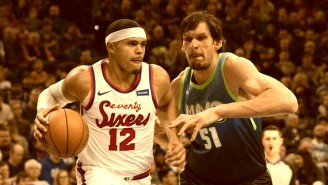 Tobias Harris And Boban Marjanovic Talk Friendship, Basketball, 'John Wick 3,' And More