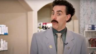 'Borat 2' Star Maria Bakalova Zings Donald And Melania In Amazon's 'Supplemental Reportings' Special