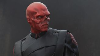 Controversial Conservative Professor Jordan Peterson Was Pissed When He Learned He May Have Inspired Villainous Red Skull In A New Captain America Comic